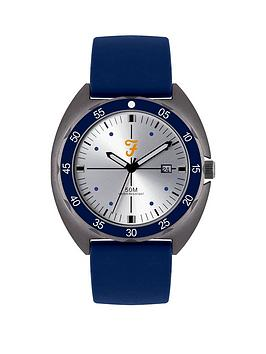 farah-farah-silver-sunray-and-blue-detail-date-dial-blue-silicone-strap-mens-watch