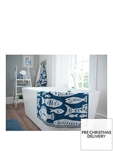 deyongs-fish-coastal-jacquard-100-cotton-hand-towel