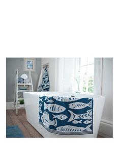 deyongs-fish-coastal-jacquard-100-cotton-bath-towel