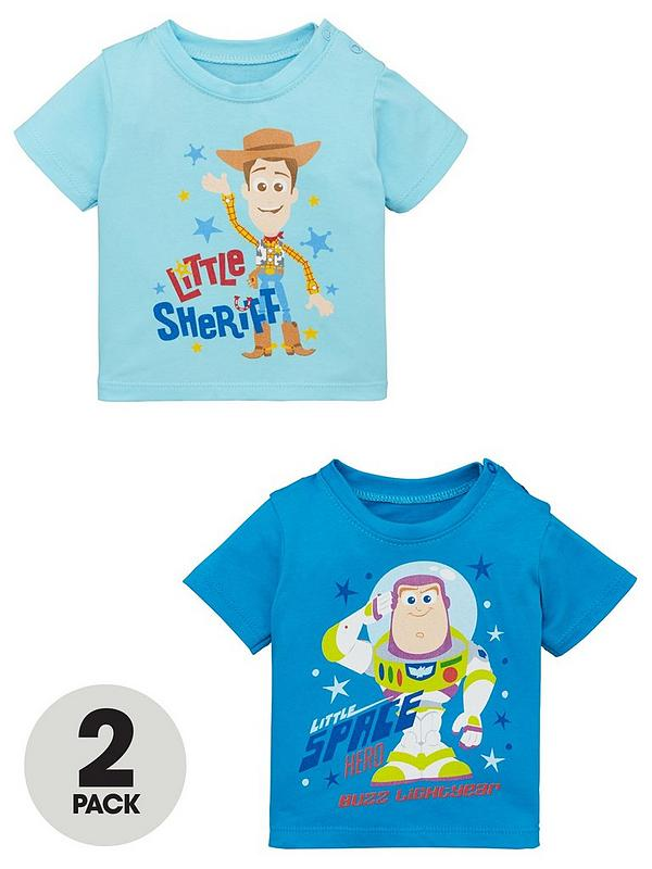 Baby Boys T Shirt Toy Story Woody Sheriff LAST FEW SALE PRICE 0-3 3-6 Months