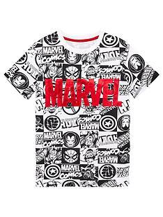 marvel-boys-slogan-comic-single-t-shirt-multi