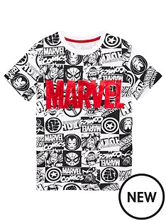 marvel-boys-slogan-comic-single-t-shirt-multi