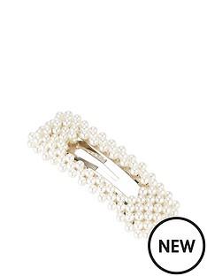 v-by-very-pearl-hair-clip-ivory