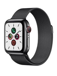 apple-watch-series-5-gps-cellular-40mm-space-black-stainless-steel-case-with-space-black-milanese-loop