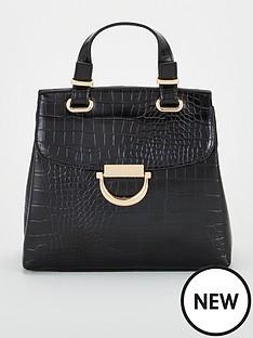 v-by-very-flick-croc-mini-backpack-black
