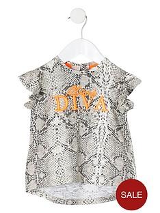 river-island-mini-mini-girls-diva-snake-print-top-grey