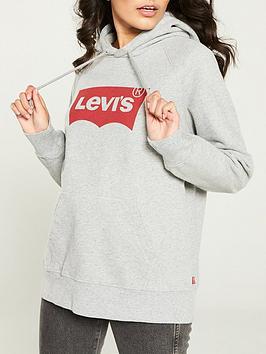 levis-graphic-sport-hoodienbsp--grey