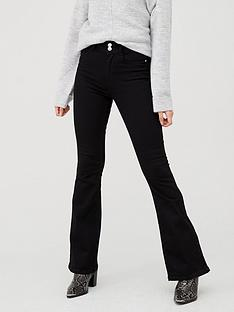 v-by-very-shaping-contour-kickflare-jean-blacknbsp
