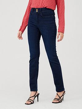 v-by-very-shaping-contour-slim-leg-jean-dark-washnbsp