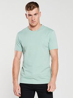 calvin-klein-embroidered-logo-t-shirt-light-green