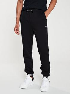 calvin-klein-jeans-institutional-logo-tape-joggers-black