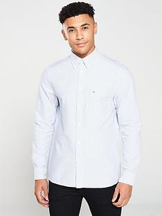 calvin-klein-striped-oxford-shirt-bluewhite