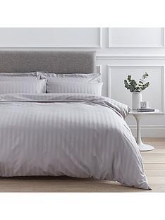 catherine-lansfield-so-soft-sateen-stripe-duvet-cover-set