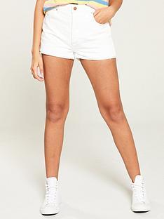 wrangler-vintage-shorts-white