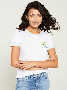 wrangler-rainbow-ringer-t-shirt-white