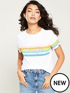 5fda0a20 Wrangler | Tops & t-shirts | Women | www.littlewoodsireland.ie