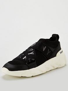 dkny-clara-sneaker-black