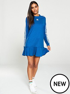 adidas-originals-tee-dress-bluenbsp