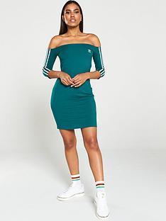 adidas-originals-shoulder-dress-greennbsp