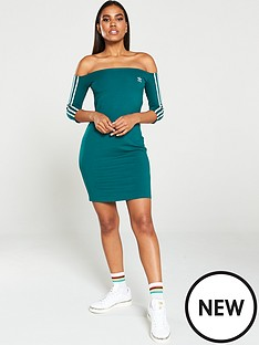 adidas-originals-shoulder-dress-greennbsp