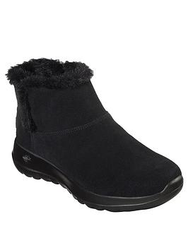 skechers-skechers-on-the--go-joy-bundle-up-ankle-boot