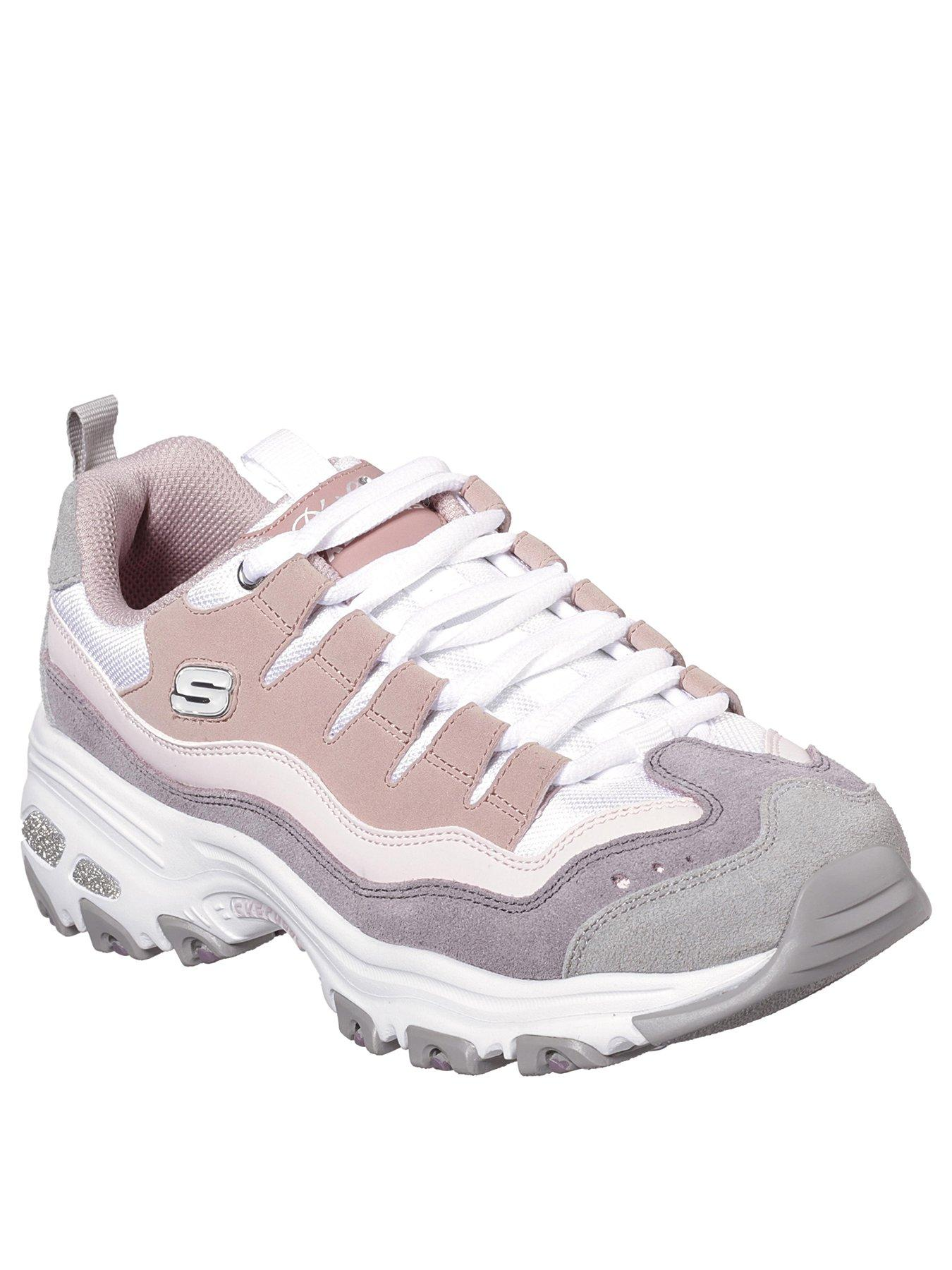 Skechers D'lites Sure Thing Trainers