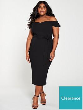 v-by-very-curve-bardot-pencil-dress-blacknbsp