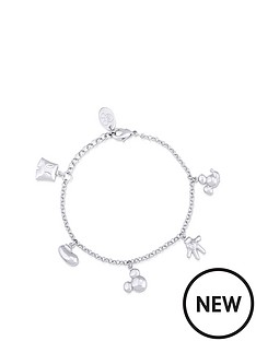 disney-disney-mickey-mouse-14kt-gold-plated-90-years-icon-charm-bracelet