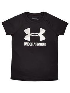under-armour-big-logo-solid-t-shirt-blackwhite