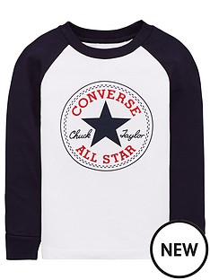 converse-chuck-patch-long-sleeve-raglan-top-whitenavy