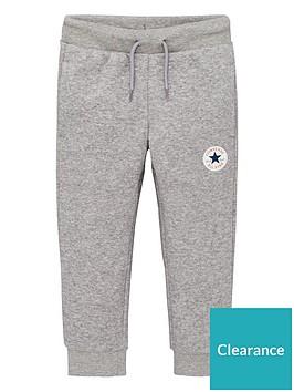 converse-fleece-chuck-patch-joggers-grey