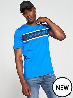 jack-jones-chest-stripe-logo-print-t-shirt-blue