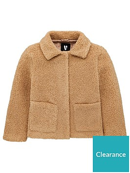 v-by-very-girls-teddy-coat-beige