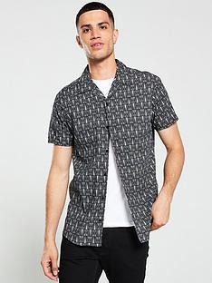 jack-jones-premium-retro-resort-shirt-blackwhite