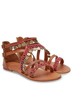 cfdd529b9c2 Joe Browns Ibiza Sunset Leather Sandals