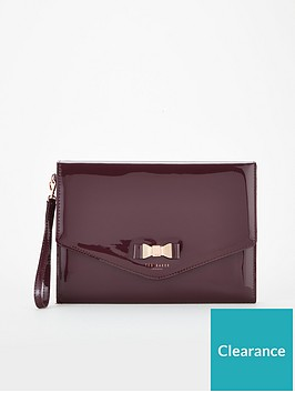 ted-baker-ted-baker-verai-bow-detail-envelope-pouch