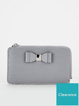 ted-baker-blueb-bow-detail-credit-card-holder-mid-grey