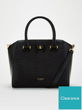 ted-baker-daryyl-bow-detail-tote-bag