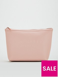 ted-baker-large-nance-trapeze-wash-bag-pink