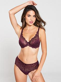 playtex-flower-elegance-full-cup-bra-dark-berry