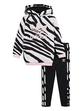 adidas-originals-girls-lz-hoodie-set