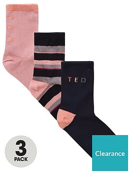 ted-baker-ted-baker-logsi-stripe-and-branded-triple-sock-pack