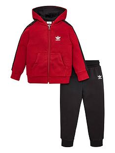 adidas-originals-infant-tape-hoodie-and-joggers-set-burgundy