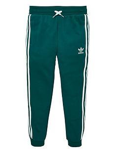 adidas-originals-trefoil-pants-green