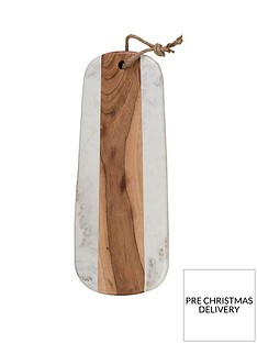 creative-tops-nbspnaturals-marble-and-acacia-long-serving-board