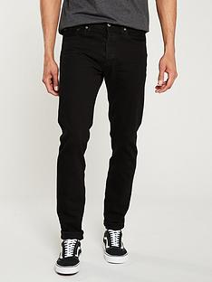 levis-slim-taper-jean-black