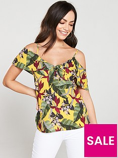 oasis-bali-holiday-tie-front-cami--nbspmulti
