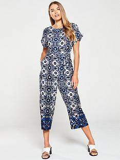 wallis-tienbspdye-jumpsuit-blue