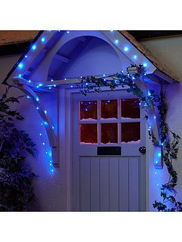 100-led-digital-dewdrop-rainbow-indooroutdoor-christmas-lights
