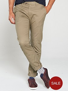 ted-baker-slim-fit-plain-chinos-natural